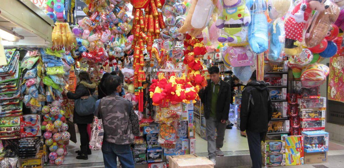 Importar juguetes de China