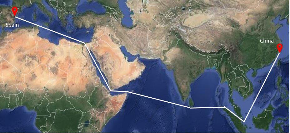 Ruta-maritima-China-España